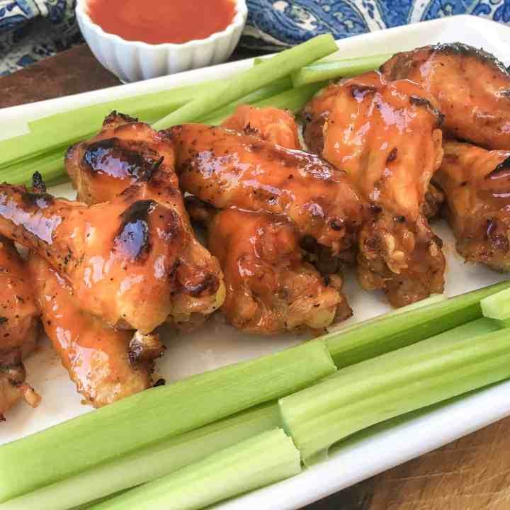 Instant Pot® Buffalo Chicken Wings