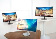 Are Curved Monitor and LED Television Screens the Way of the Future