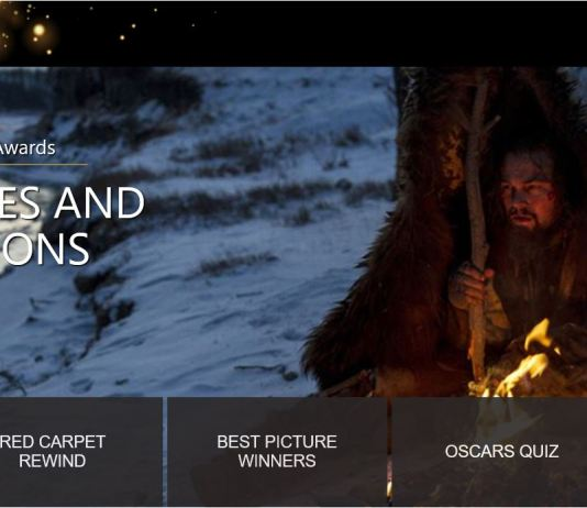 Bing Your Guide to the Academy Awards