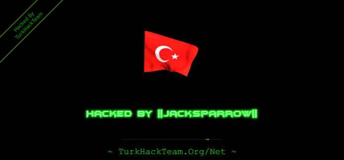 Ogemaw County's Official Website in Michigan, USA Hacked by Turkish Hacker