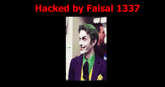 Mumbai Customs Zone 1, Government Of India Website Hacked By Pakistani Hackers