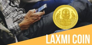 India's Cryptocurrency Laxmi coin