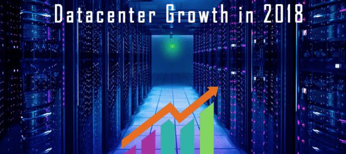 Data Center Growth In 2018