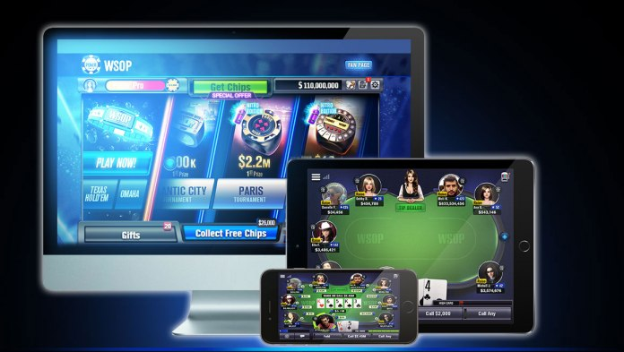 Texas Hold'em and other Online Games you can Play right ...