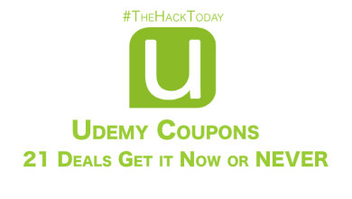 Photo of Udemy Coupons – 21 Deals Get it Now or NEVER