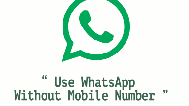 Photo of Use WhatsApp Without Mobile Number