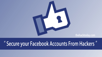 Photo of Secure your Facebook Accounts From Hackers