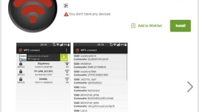 Photo of WPS Connect Android Application – WiFi Hacking