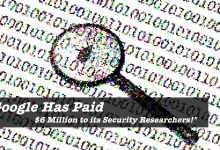Google Has Paid $6 Million to its Security Researchers!