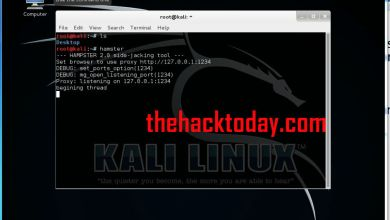 Photo of Hijack Sessions using Hamster SideJacking Kali Linux
