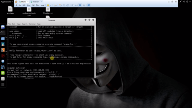 Photo of How to use inguma in Kali Linux For Password Cracking