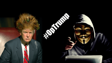 Photo of #OpTrump — Anonymous Declare war on Donald Trump Once Again