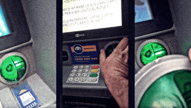 Photo of Watch Out! Cyber Security Guy Found ATM Skimmer in Vienna
