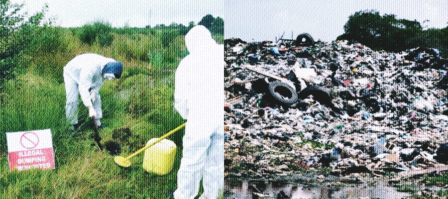 Government Failure: Anonymous Activists Vow to Clean-Up Illegal Waste Site in United Kingdom