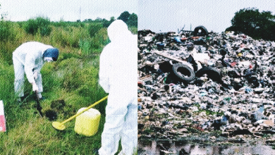 Photo of Government Failure: Anonymous Activists Vow to Clean-Up Illegal Waste Site in United Kingdom