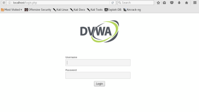 Photo of Setup your own Penetration Testing Environment (DVWA) on your Kali Linux