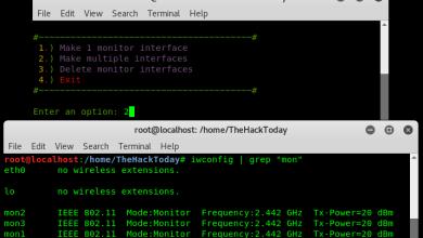 Makemon - Create Multiple Monitor Mode on Wireless Interface