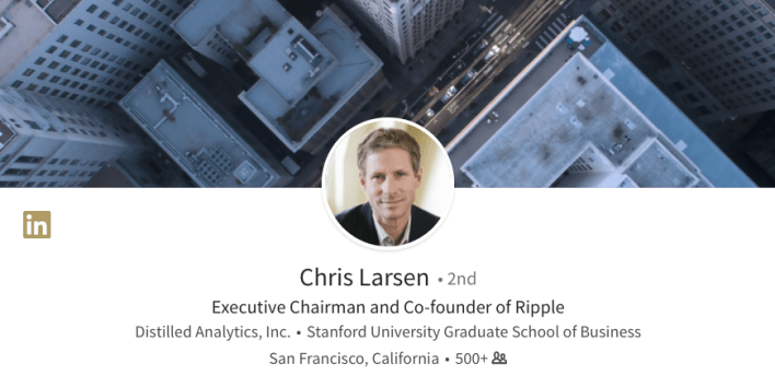 Ripple Co-Founder Becomes Richer Than Google Co-Founders