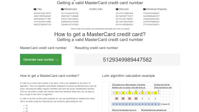 Photo of Get Unlimited Free Trials Using Fake Credit Card Numbers