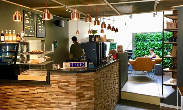 Kaafi Coffee Company | Van advocaat naar barista
