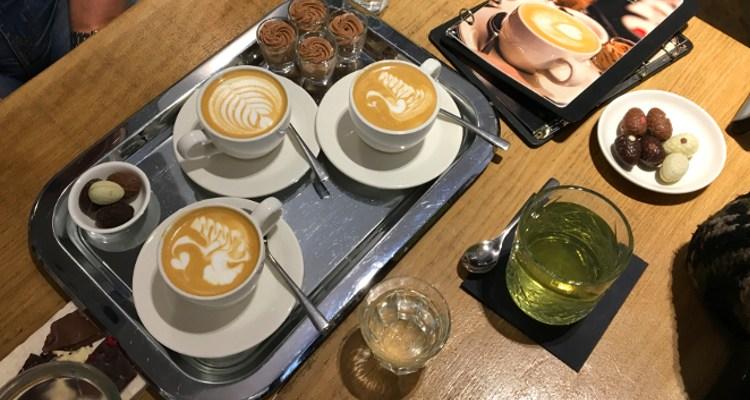 Hop & Stork | Goddelijke koffie & chocolade in Haagse Passage