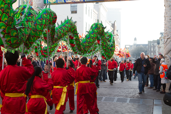 Chinese New Year Procession