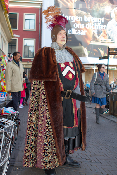 A Knight of The Hague