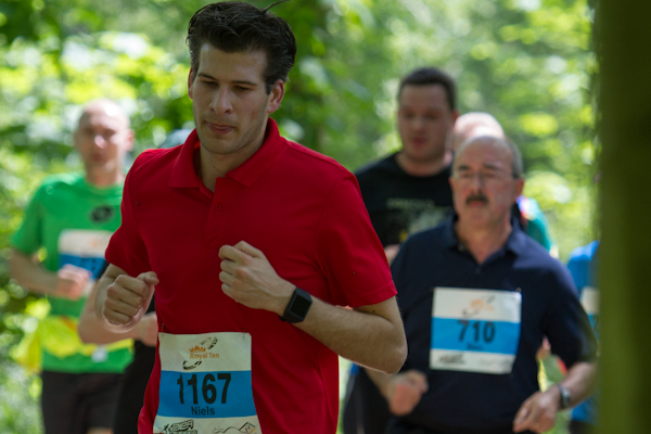 Runner(s) - SDU Royal Ten -10 km Running Event