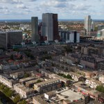 View from The Hague Tower.