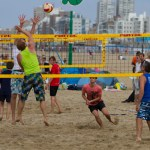 BEACH VOLLEY BALL – SCHEVENINGEN
