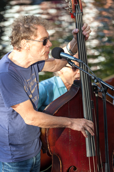 Arthur Ebeling Trio - Jazz in de Gracht - The Hague.