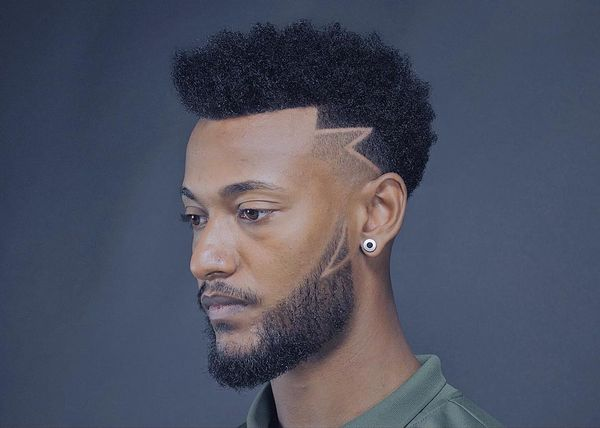 Black Men Hair Cut Styles: 82 Hairstyles For Black Men, Best Black Male Haircuts