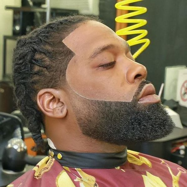 Young Black Men Hairstyles with Twists 5