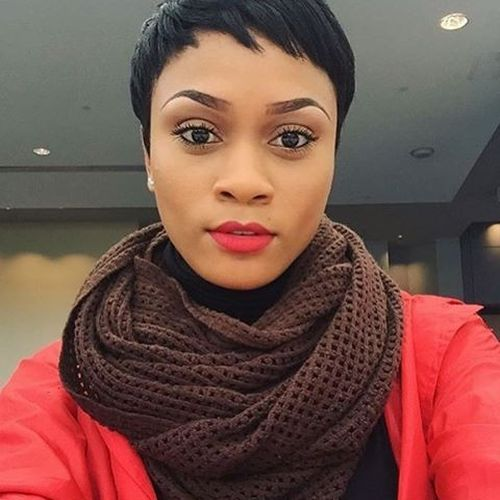 30 Short Hairstyles And Haircuts For Black Women