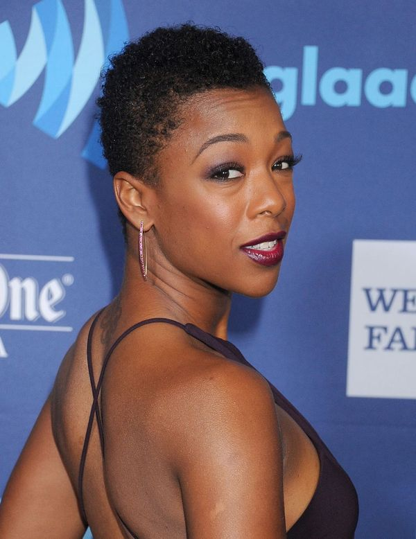 Beautiful short cuts for black females 1