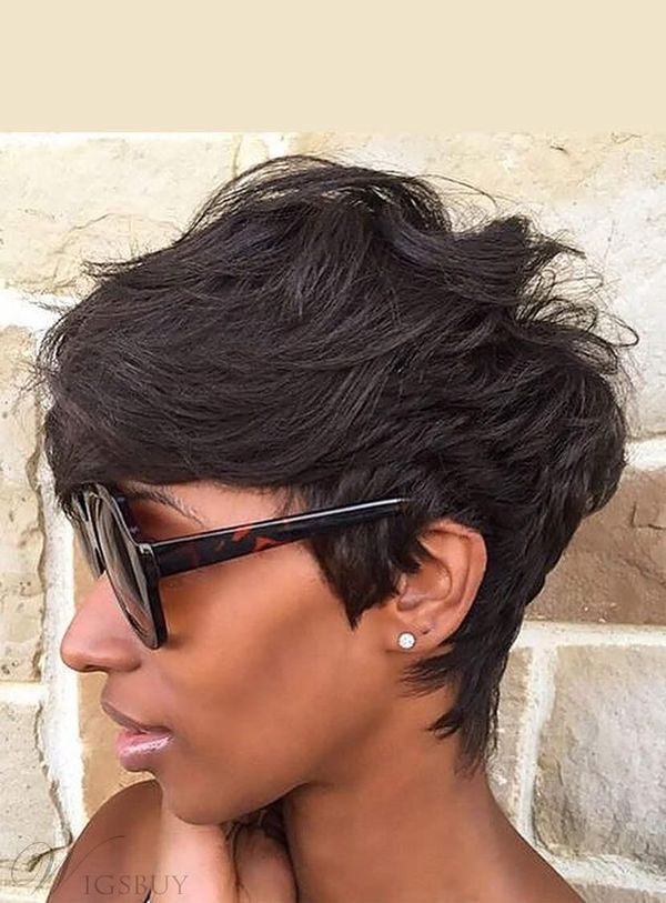 Best Short Hairstyles For Black Women August 2019