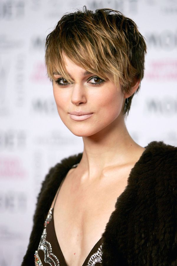 Ways to Style Short Hair with Bangs 1