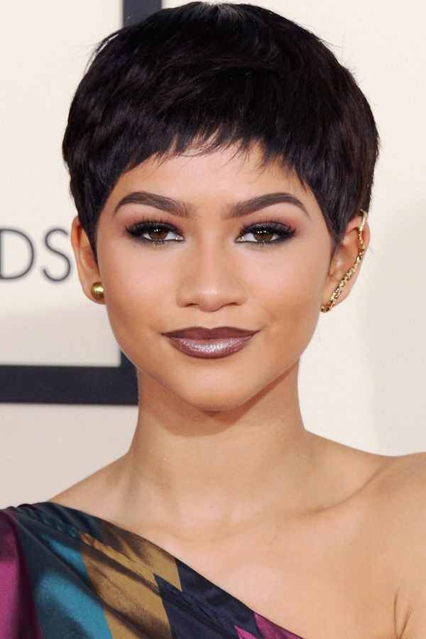 Ways to Style Short Hair with Bangs 2