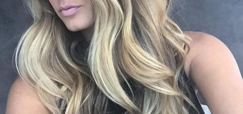 Highlight Styles For Long Hair: Long Layered Haircuts With Bangs