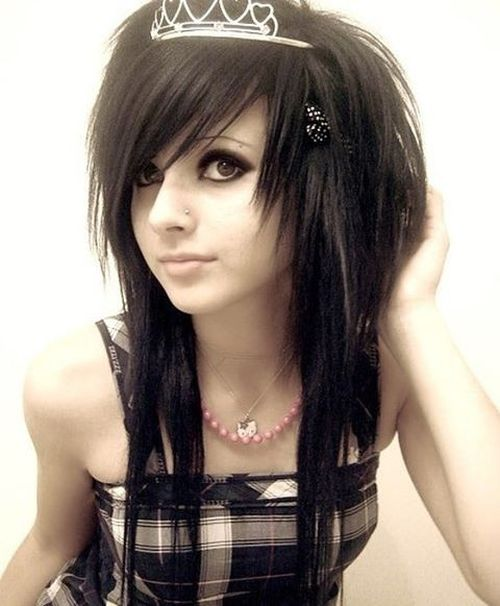 emo style hair hairstyles for top 10 ideas 2183 | 2 1 Black emo hairstyles for girls