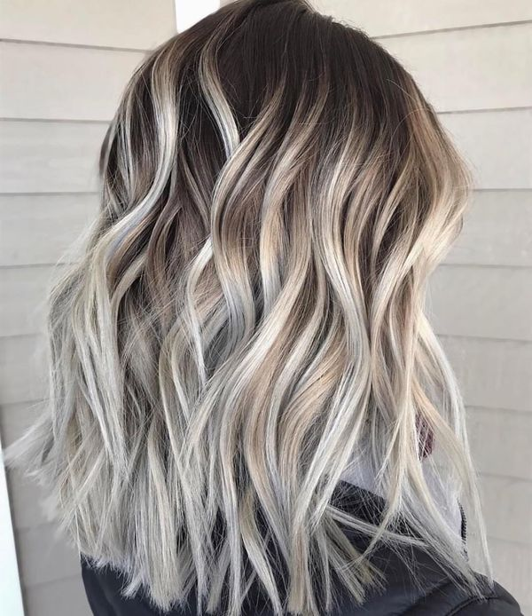 Inspiring Pictures of Ombré Hairstyles 2