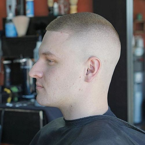 Classic High And Tight Cut