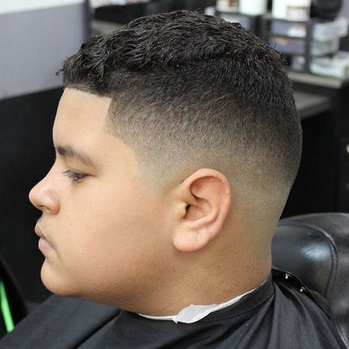 Stylish Julius Caesar Haircut for Young Men 2