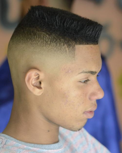 21 Ideas About Crew Cut Haircuts