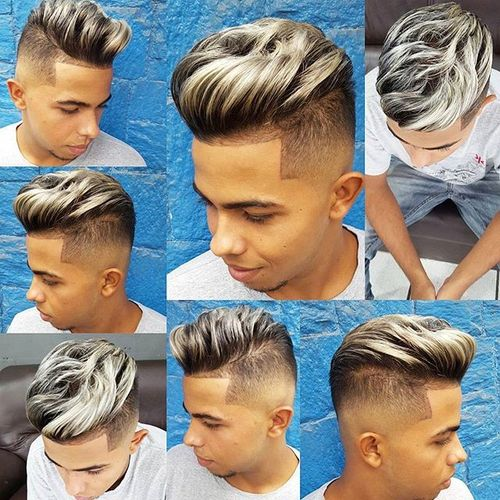 Amazing Dyed Pomp