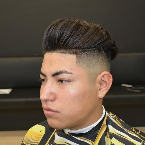 High and Tight Undercut