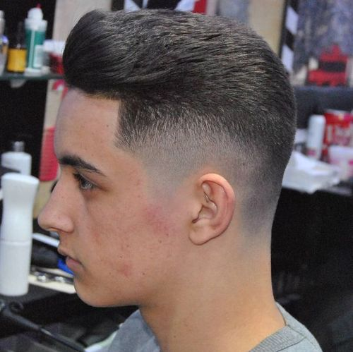 mid fade haircut best taper fade haircuts for 9613