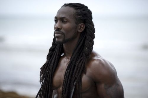 black male long hairstyles