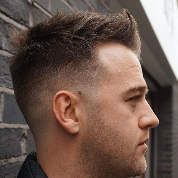 Short Crew Cuts The Best Idea of Short Mens Hair 3