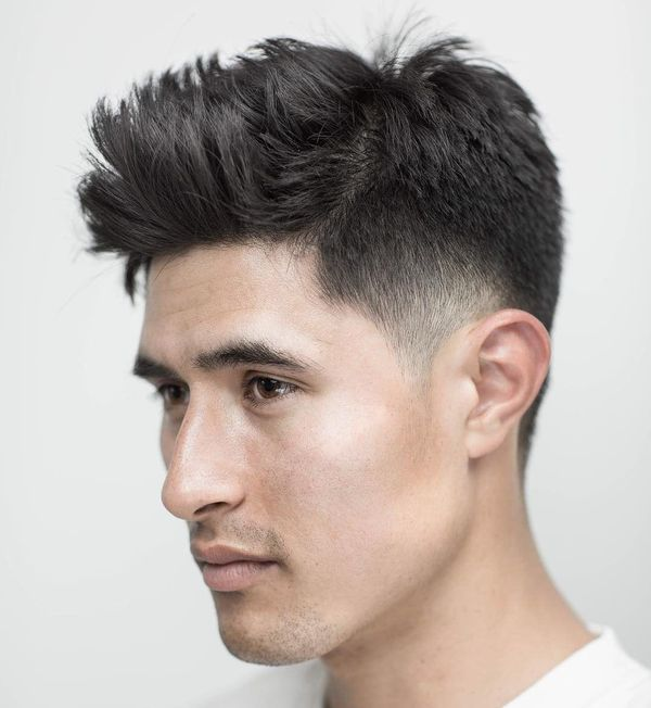Male Short Messy Hair Ideas to Try 1